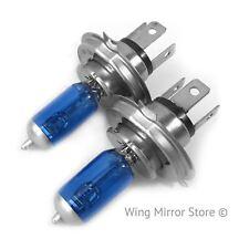 For Nissan Sunny 1986-2000 High Main Beam H4 Xenon Headlight Bulbs Pair Lamp