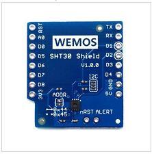 SHT30 Temperature And Humidity Shield Wemos D1 Mini IOT ESP8266 Arduino NodeMcu