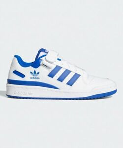 Adidas Forum Low Shoes Men's Sneakers Classic Iconic X-Strap Ankle Design FY7756