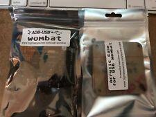 New Wombat ADB to USB or USB to ADB Convertor with Case beats  Imate Apple NeXT