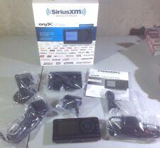 Sirius XM Satellite Radio Car Portable Onyx Dock Vehicle Kit Antenna