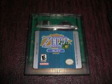 The Legend of Zelda Oracle of Ages AUTHENTIC For Nintendo Game Boy Color Advance
