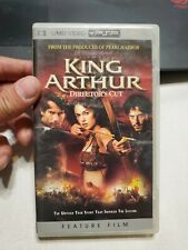 PSP, King Arthur, UMD Video