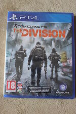 GRA PS4 Tom Clancy's The Division  NEW SEALED ENGLISH & POLISH