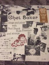 """Chet Baker """"Sings And Plays"""" 2017 DELUXE GATEFOLD 180gram Vinyl LP  NEW & SEALED"""
