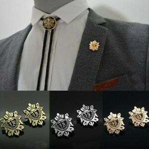 🇬🇧💜💜 Royal British Retro Badge Brooch Lapel Pin Men Suit Coat Tie Pin Brooch