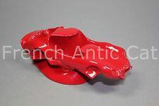 C164 voiture 1/43 FERRARI très rare modèle compressé rouge collector design Heco