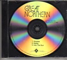(BM369) Great Northern, Houses EP - 2009 DJ CD