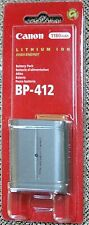 Canon BP-412 Battery Genuine, Original, New