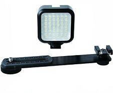 LED Photo/Video Light Kit For Panasonic HC-W570 HC-V160 HC-V270