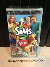 THE SIMS 2 PETS - SONY PSP - NUOVO SIGILLATO NEW