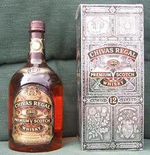 Chivas Regal 1L Old Bottle aus 2000 (12 years in Geschenkbox)