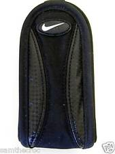 NIKE  (belt fixing) Mobile CELL PHONE COVER Case Pouch Pouches Sleeves Black