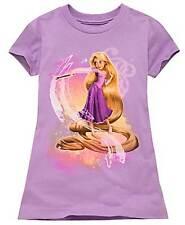 Disney Store Rapunzel Tangled Organic T- Shirt (S) Size 5/6