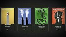 Collection Metropolis Ark Bundle 1-4