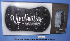 "DISNEY VINYLMATION ICE CUBE TRAY WITH EXCLUSIVE 3"" FIGURE"