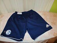 FC Schalke 04 Original Adidas Spieler Auswärts Trikot Hose/Short 2013/14 Gr.S-M