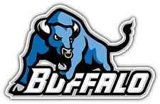 "Buffalo Bulls NCAA Vinyl Car Bumper Window Vinyl Sticker Decal 5""X3.8"""
