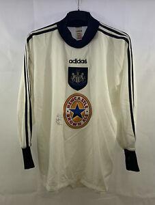 Newcastle United Player Issue Prototype GK Football Shirt 1996/97 (L) Adidas F9
