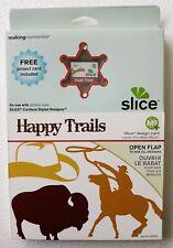 New Making Memories Slice Design Card - Happy Trails