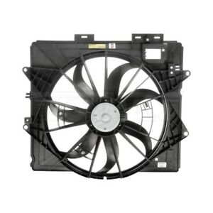 For Cadillac CTS SRX STS Engine Cooling Fan Assembly Dorman 620-567