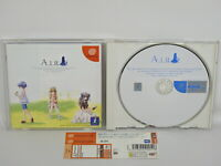 Dreamcast AIR with SPINE * Sega Japan dc