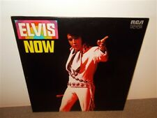 Elvis Presley . Elvis Now . Canadian . LP