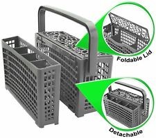 Universal Dishwasher Silverware Replacement Basket - Utensil/Cutlery Basket -.