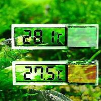 Digital LCD Thermometer Fisch Aquarium Wasser Temperatur Sensor Messergerät Hot