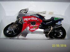 Aprilia 250cc L Reggiani Guiloy 1/10 Metal Die Cast with plastic parts 13860