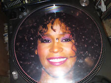 "Whitney Houston - I Have Nothing Mega Rare 12"" Picture Disc Promo Single LP"