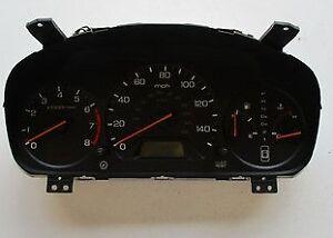 2000 2001 2002 Honda Accord 4 cylinder Cluster/Speedometer