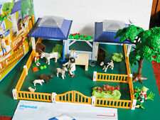 Playmobil 4344 Animal Nursery Vet Playset Boxed with Accessories
