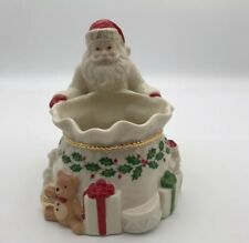American By Design Lenox Santa Holiday Voltive