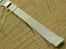 Seiko Vintage NOS Unused Stainless Steel Butterfly Clasp Watch Band 10mm Ladies