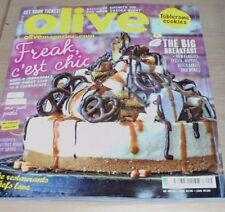 Monthly August Food & Drink Magazines