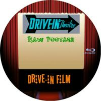 New BLU-RAY INTERMISSION Raw footage Drive-in Movie Theater film trailers 35mm