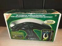 @Alien Head 25th Anniversary Limited Edition mit DVD Boxset, Nr.1635/3000@