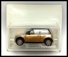 TOMICA LIMITED 9 MINI COOPER 1/57 TOMY DIECAST CAR 43 GOLD