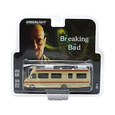 Breaking Bad Walter White Wohnmobil 1968 Fleetwood Bounder RV 1:64 Greenlight