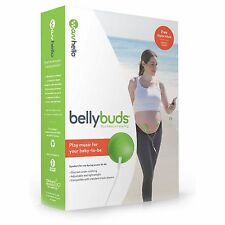 Pregnancy Speaker Belly Buds Bump Music Sound System Headphones Baby Shower Gift