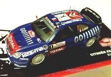 1/43 CITROEN XSARA WRC LOEB 2006 RALLY MONTECARLO IXO ALTAYA DIECAST
