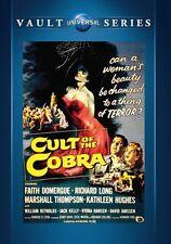 Cult Of The Cobra DVD (1955) - Faith Domergue, RICHARD LONG, Francis D. LYON