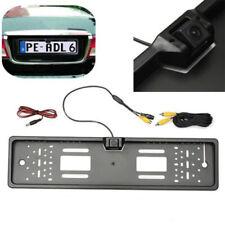 Waterproof EU License Plate Holder Reversing Rear View Camera Waterproof for Car