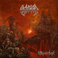 "SINISTER ‎""Syncretism"" 2CD (with bonus disc) 2017 Death Metal immolation asphyx"