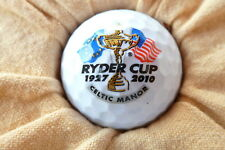 Ryder Cup Golfball..Celtic Manor..2010..European