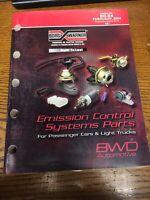 Vintage 2004 Borg Warner Fuel systems  Emission controls Catalog