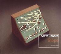 Steve Jansen : Slope CD (2013) ***NEW*** Highly Rated eBay Seller, Great Prices