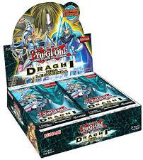 YUGIOH: BOX 24 BUSTINE DRAGHI DELLA LEGGENDA in ITALIANO