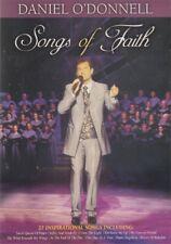 [DVD] Songs Of Faith - Daniel O' Donnell